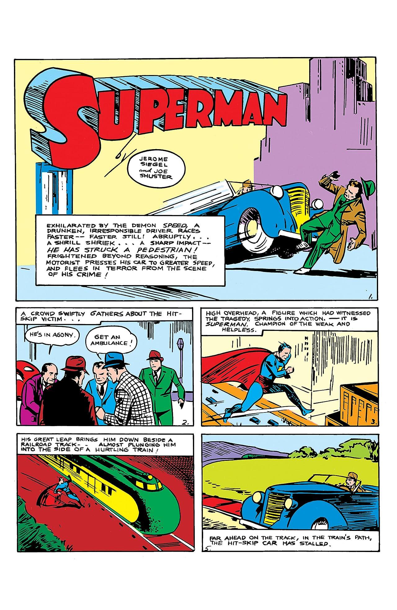 Action Comics (1938-2011) #4