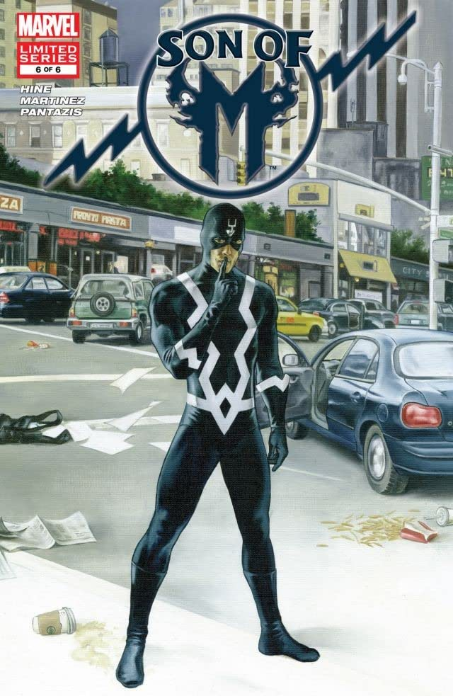 Son Of M #6