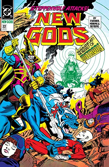 New Gods (1989-1991) #22