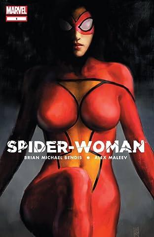 Spider-Woman (2009-2010) #1