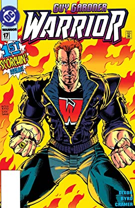 Guy Gardner: Warrior (1992-1996) #17
