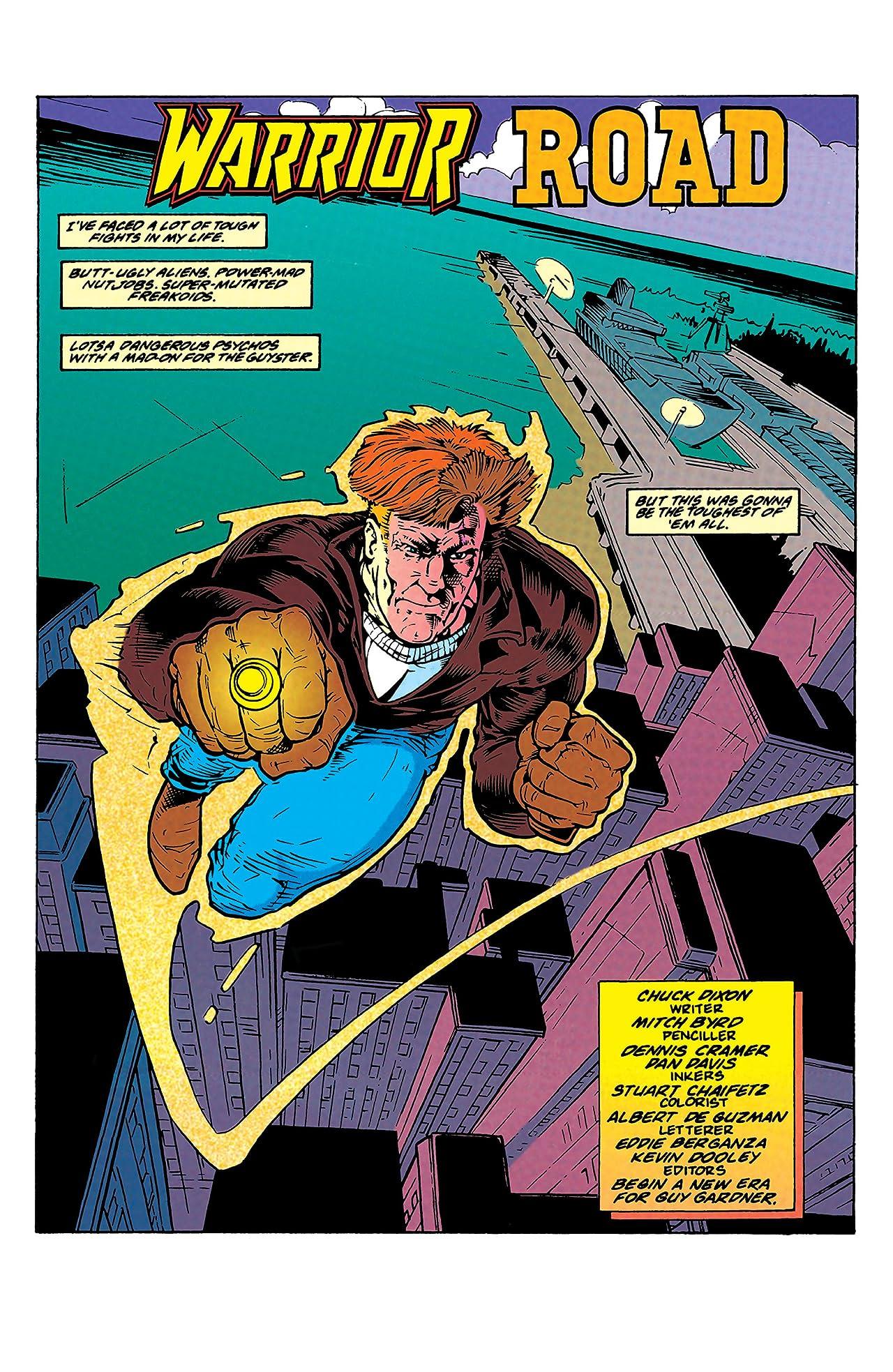 Guy Gardner: Warrior (1992-1996) #17