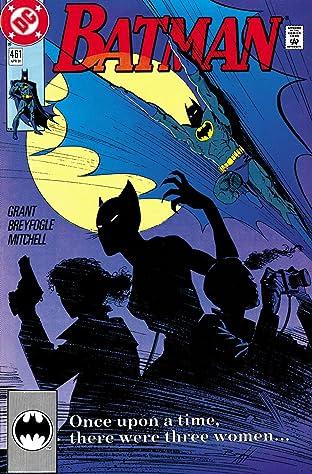 Batman (1940-2011) #461