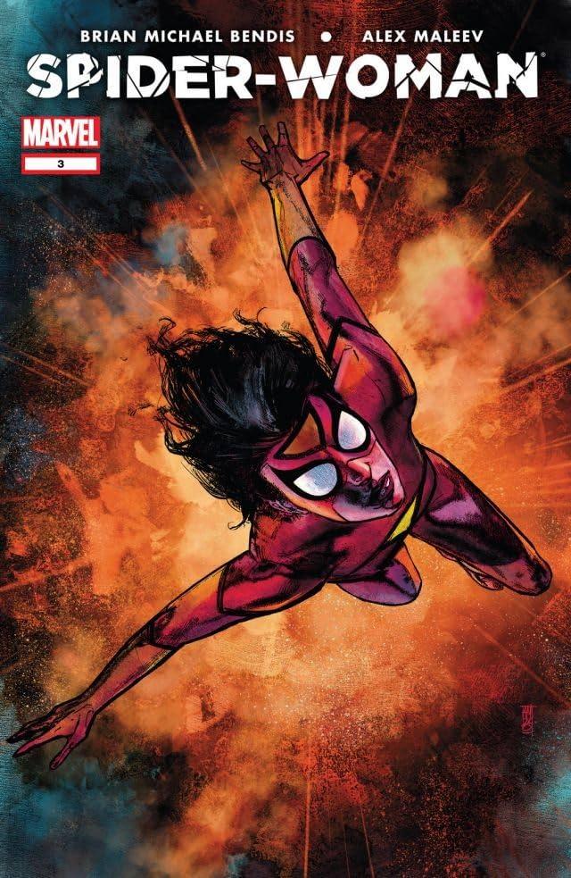 Spider-Woman (2009-2010) #3