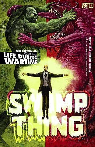 Swamp Thing (2004-2006) #5