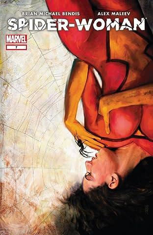 Spider-Woman (2009-2010) #7