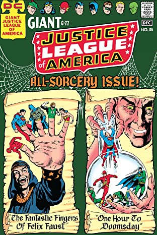 Justice League of America (1960-1987) #85