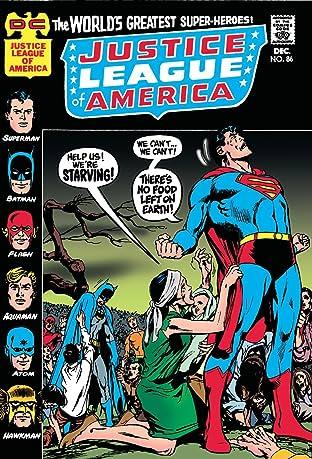 Justice League of America (1960-1987) #86