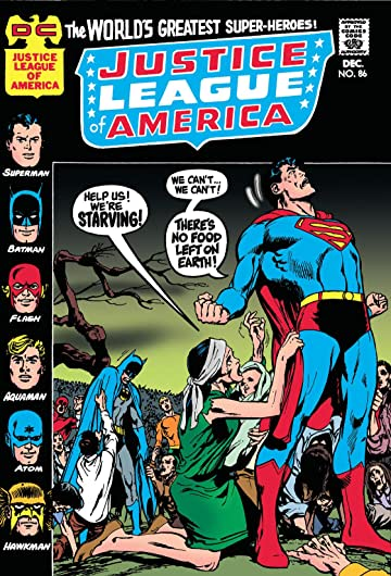 Justice League of America (1960-1987) #86