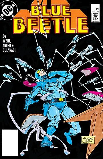 Blue Beetle (1986-1988) #19