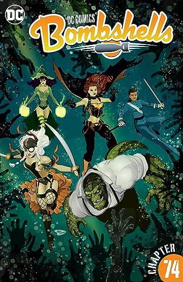 DC Comics: Bombshells (2015-2017) #74