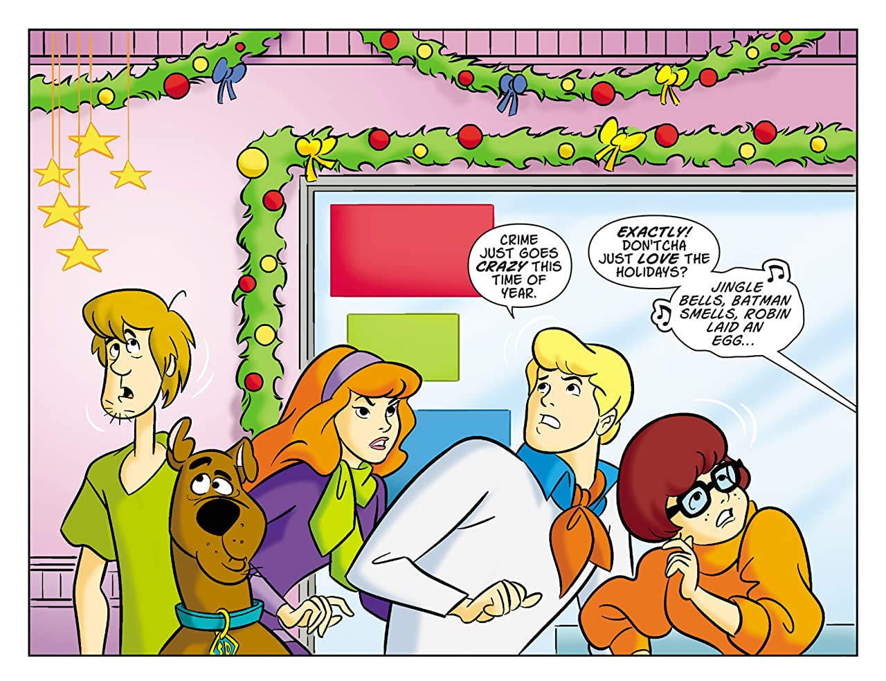 Scooby-Doo Team-Up (2013-) #41