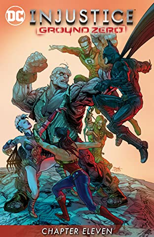 Injustice: Ground Zero (2016-) #11
