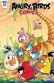 Angry Birds Comics (2016) #11