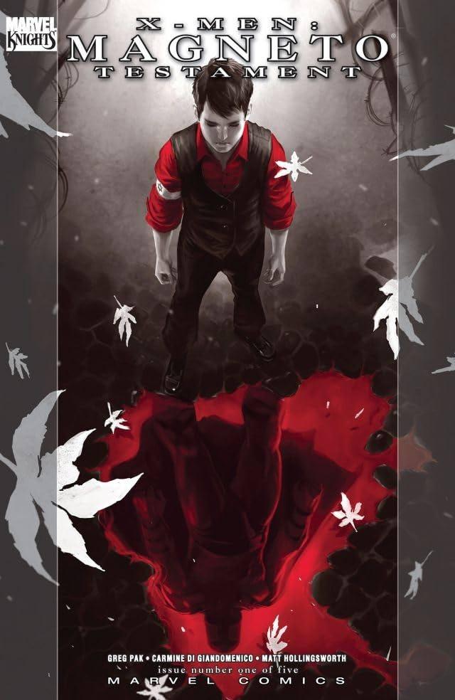 X-Men: Magneto - Testament #1 (of 5)