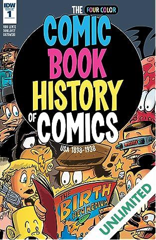 Comic Book History of Comics #1 (of 6)
