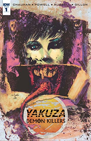 Yakuza Demon Killers #1 (of 6)
