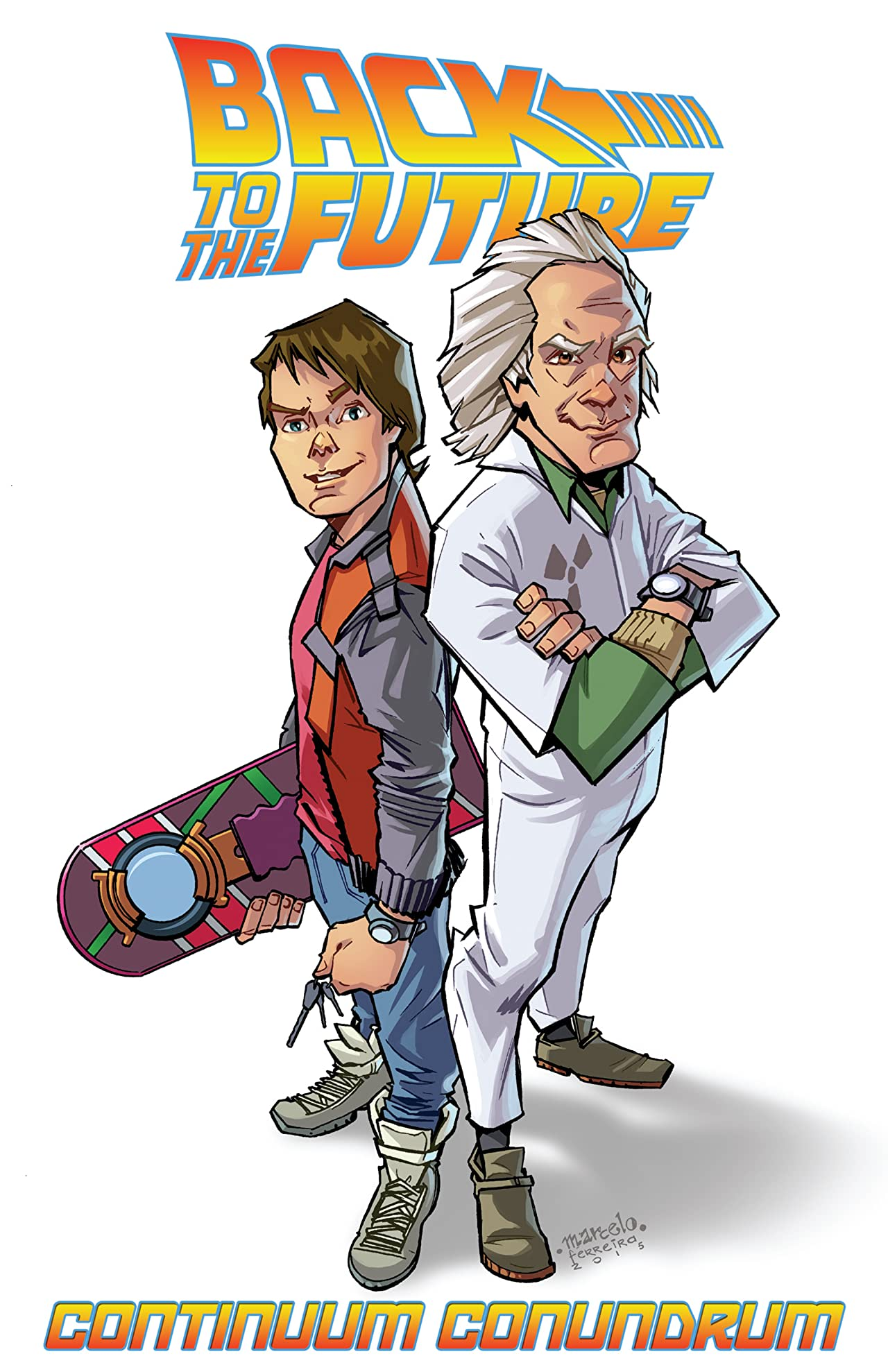 Back to the Future Vol. 2: Continuum Conundrum