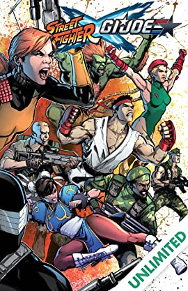 Street Fighter X G.I. Joe Vol. 1