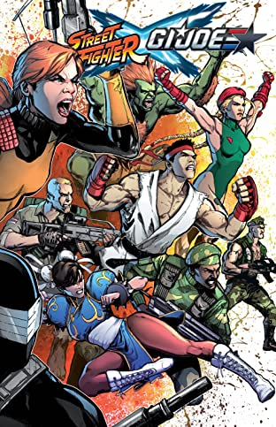Street Fighter X G.I. Joe Tome 1