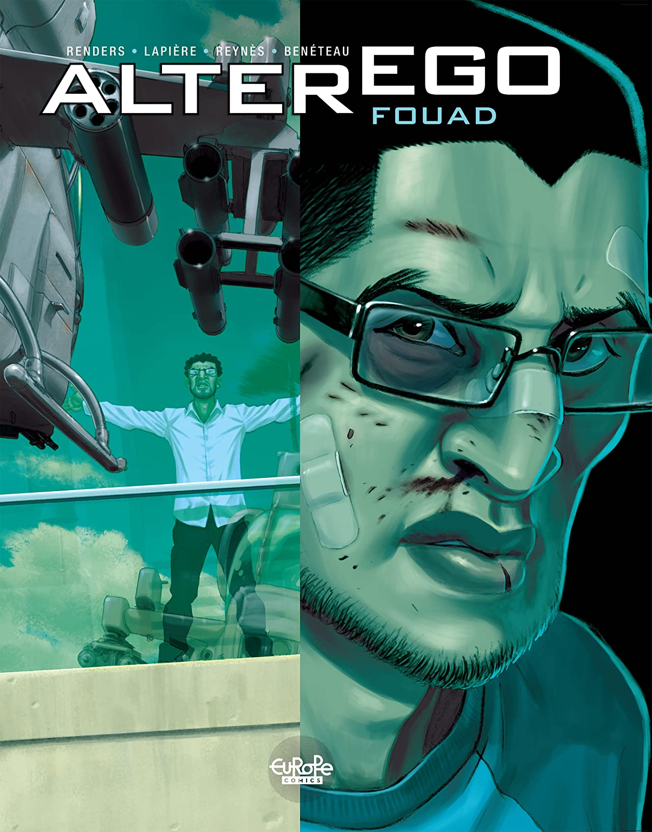 Alter Ego - Cycle 1 Tome 2: Fouad
