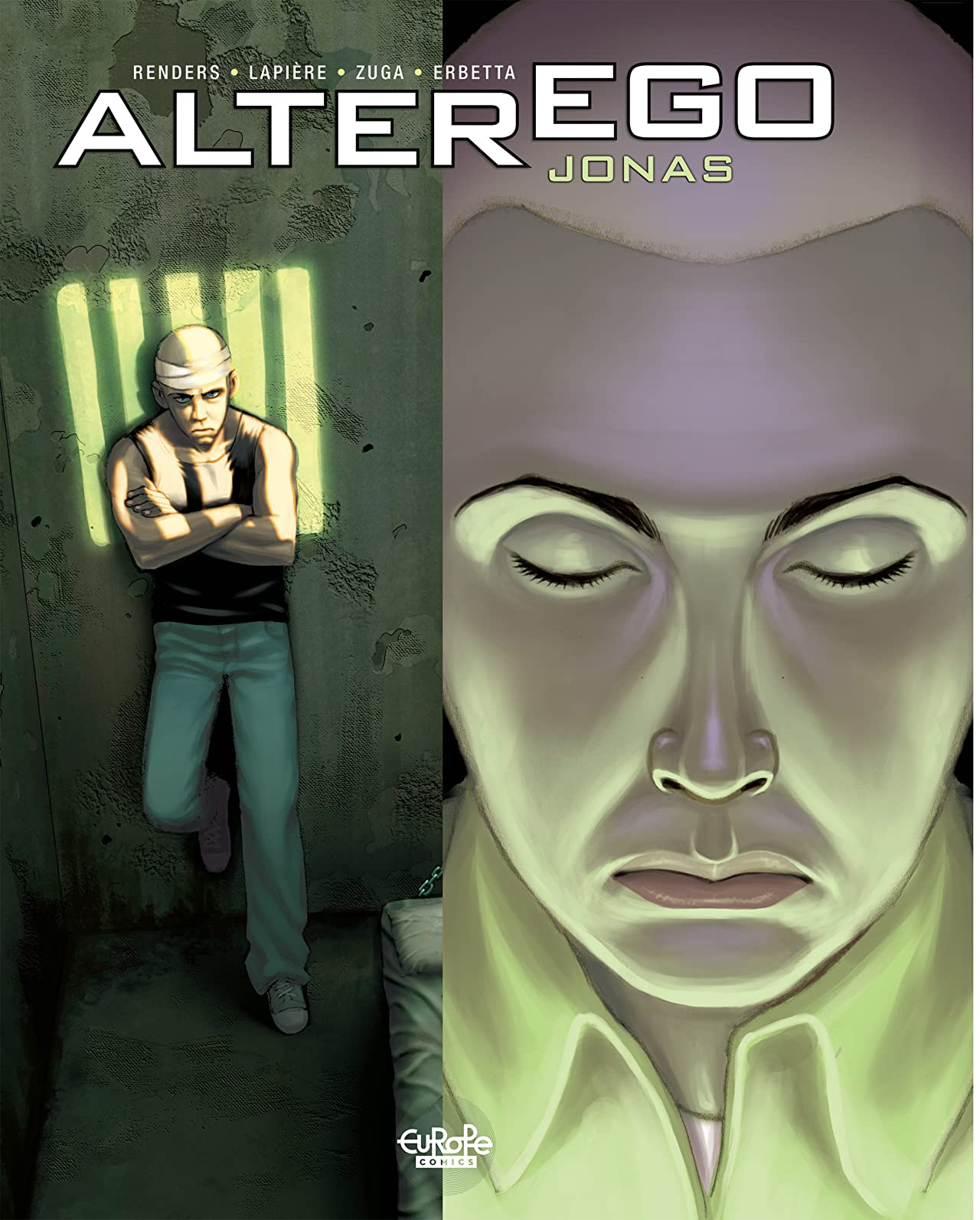 Alter Ego - Cycle 1 Vol. 4: Jonas
