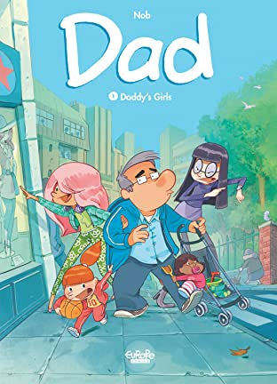 Dad Tome 1: Daddy's girls
