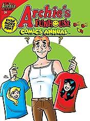 Archie's Funhouse Comics Double Digest #24