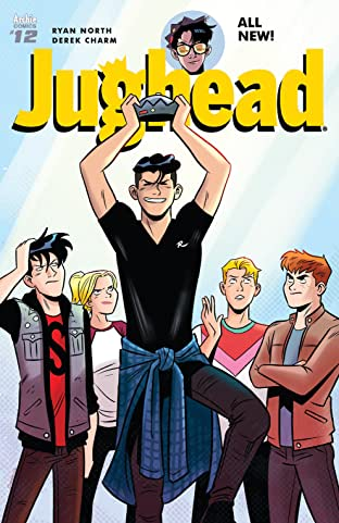 Jughead (2015-) No.12