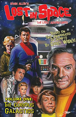 Irwin Allen's Lost In Space: The Lost Adventures Vol. 1: The Curious Galactics