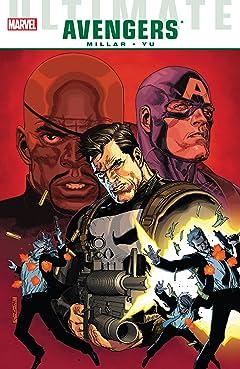 Ultimate Comics Avengers: Crime And Punishment