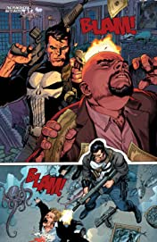 Ultimate Comics Avengers: Crime And Punishment