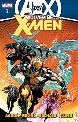 Wolverine and the X-Men By Jason Aaron Vol. 4
