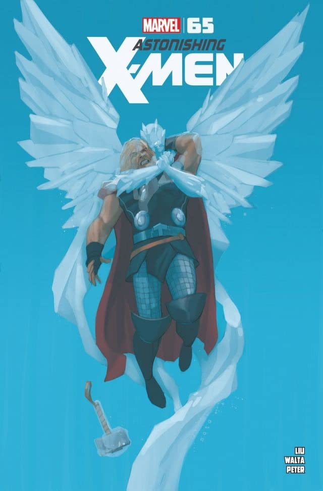 Astonishing X-Men (2004-2013) #65