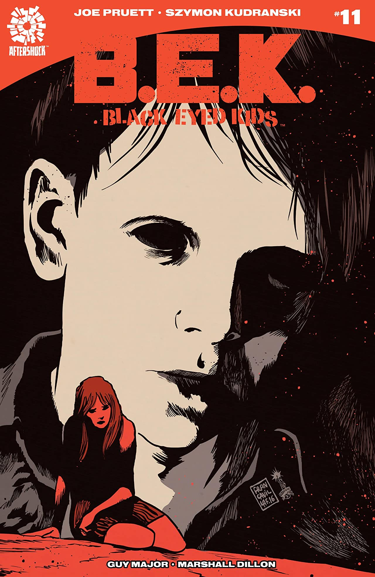 Black-Eyed Kids #11