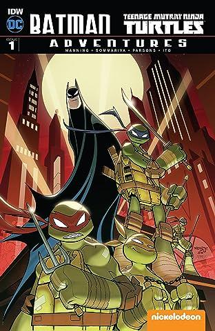 Batman/Teenage Mutant Ninja Turtles Adventures No.1 (sur 6)
