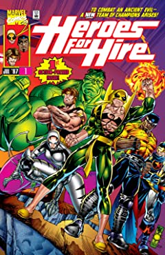 Heroes For Hire (1997-1999) No.1