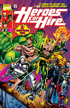 Heroes For Hire (1997-1999) #1