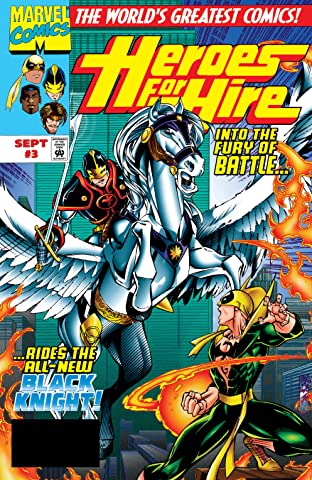Heroes For Hire (1997-1999) No.3