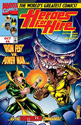 Heroes For Hire (1997-1999) #4