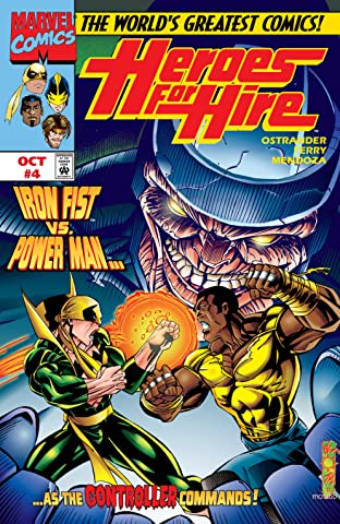 Heroes For Hire (1997-1999) No.4