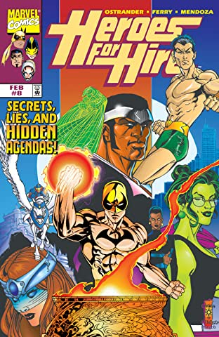 Heroes For Hire (1997-1999) No.8