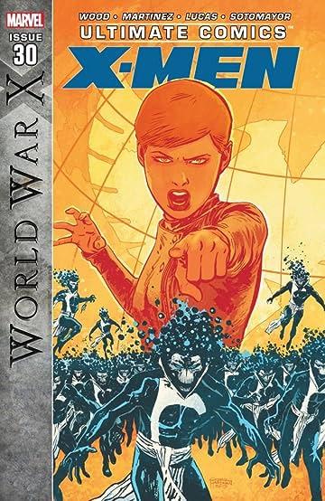 Ultimate Comics X-Men #30