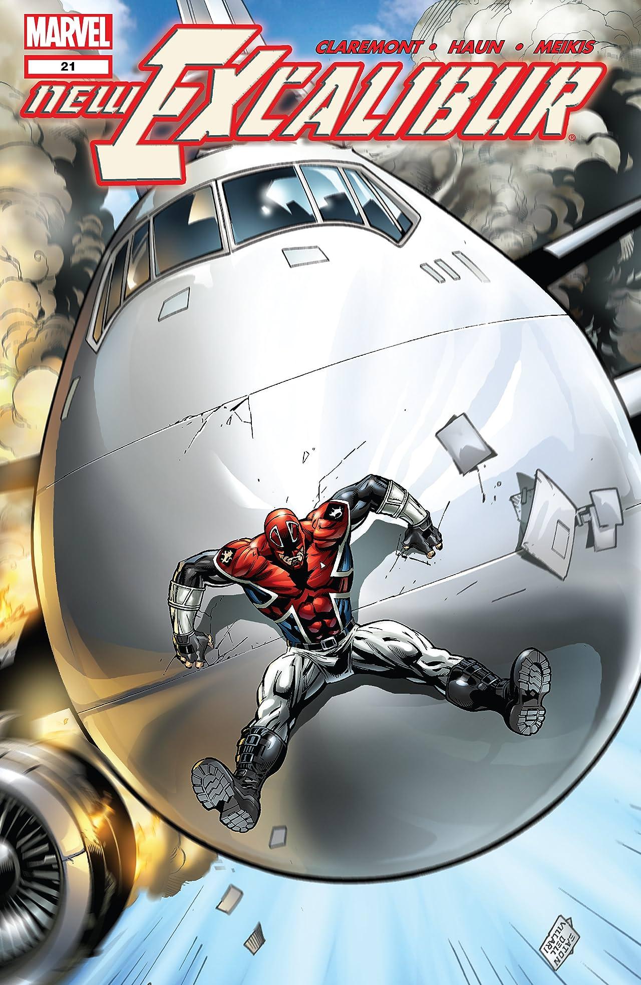 New Excalibur (2006-2007) #21