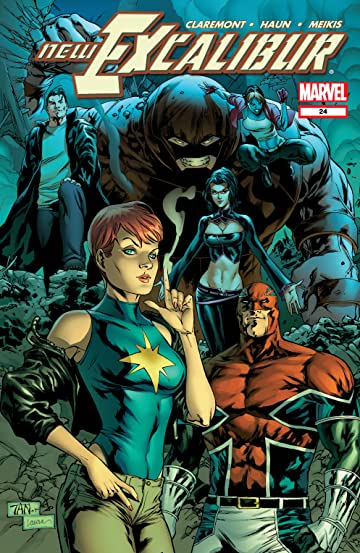 New Excalibur (2006-2007) #24