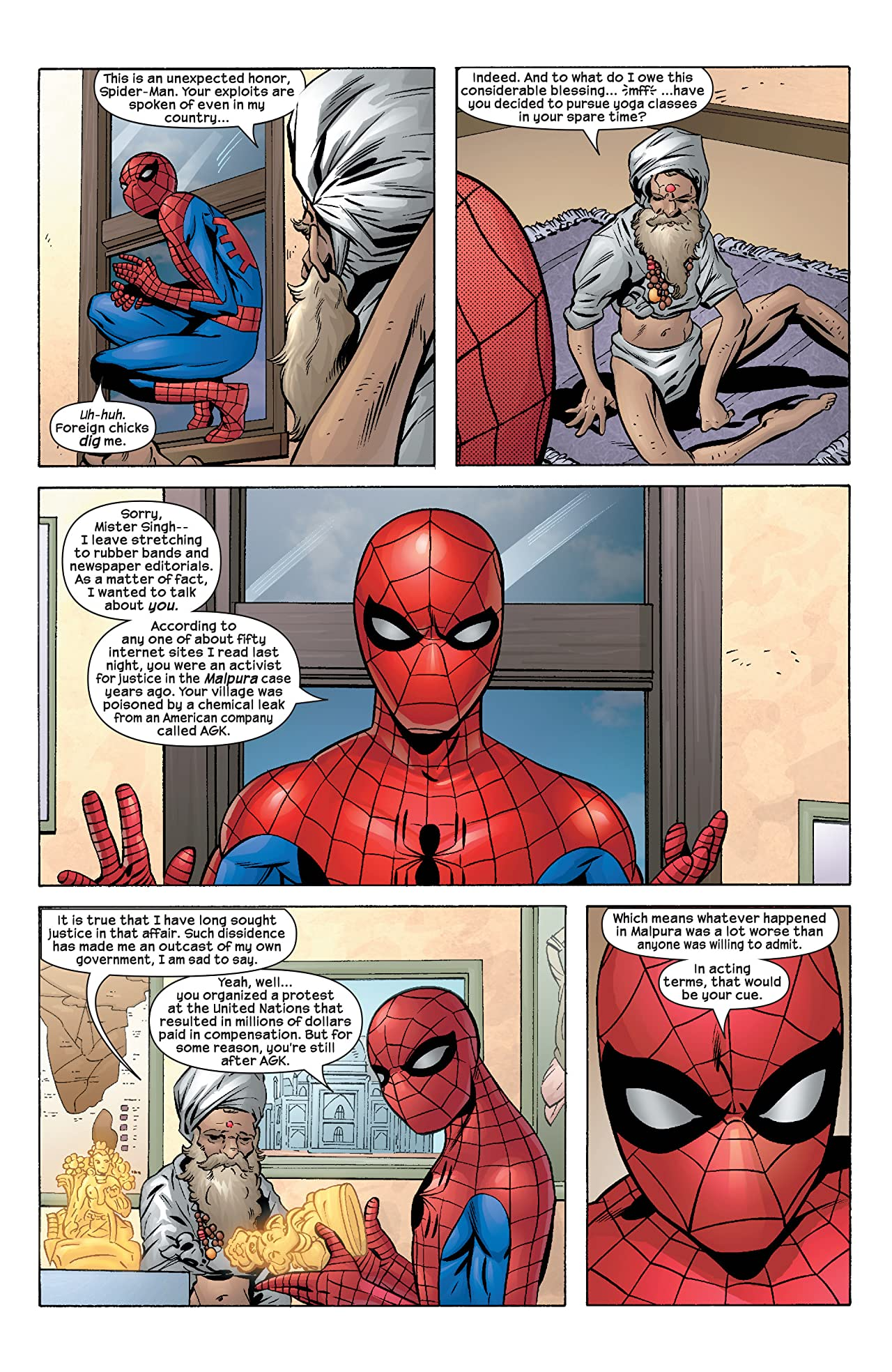 Peter Parker: Spider-Man (1999-2003) #49
