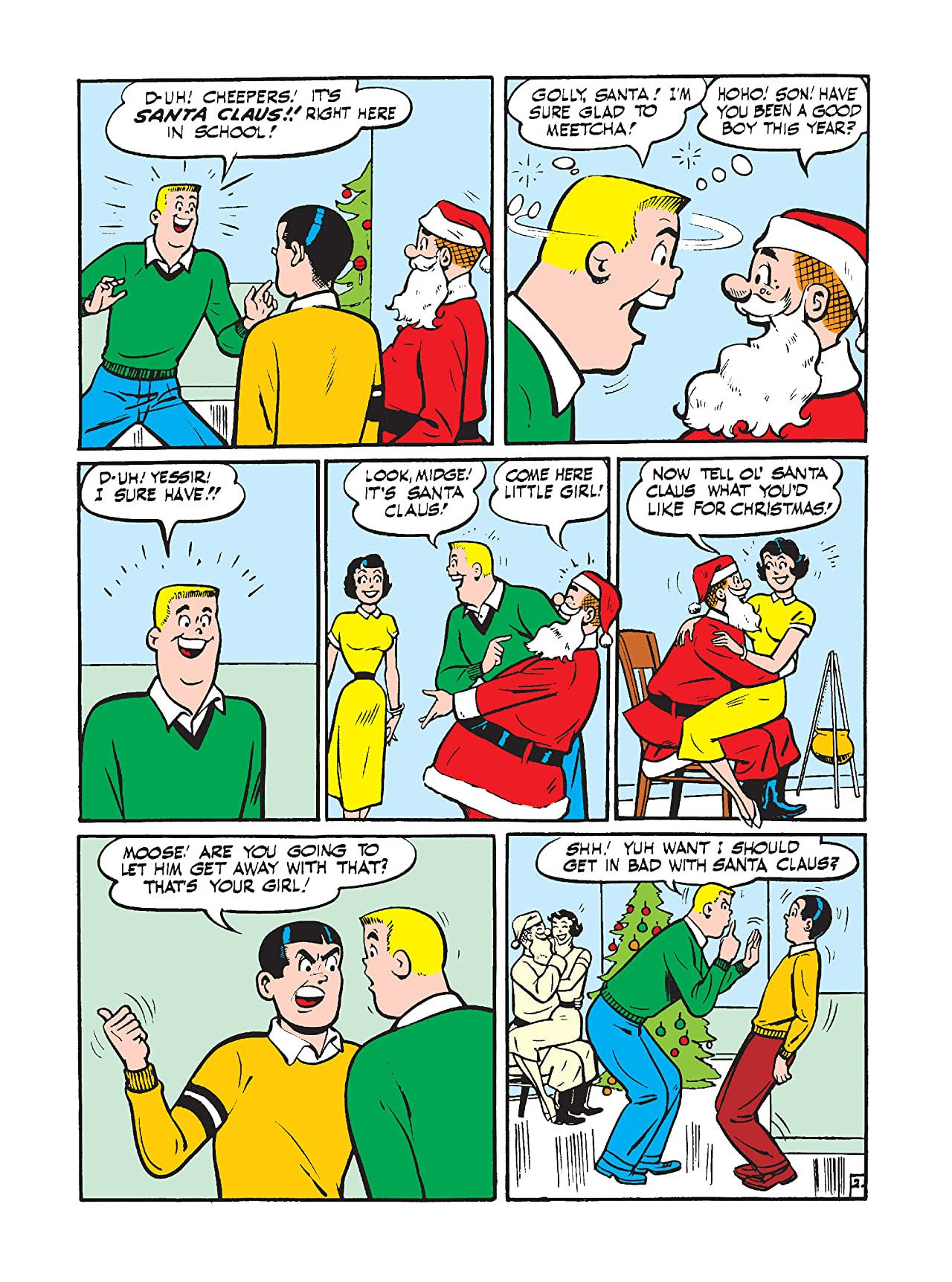 Archie & Friends Double Digest #33