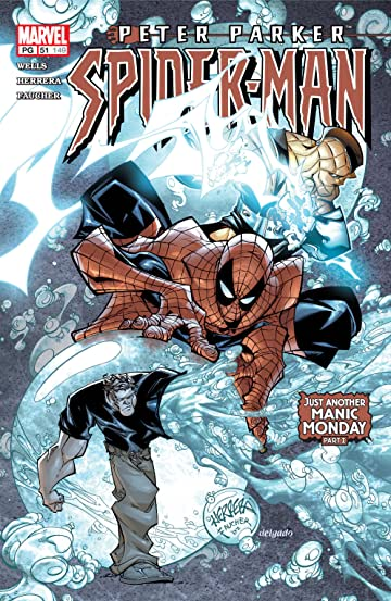 Peter Parker: Spider-Man (1999-2003) #51