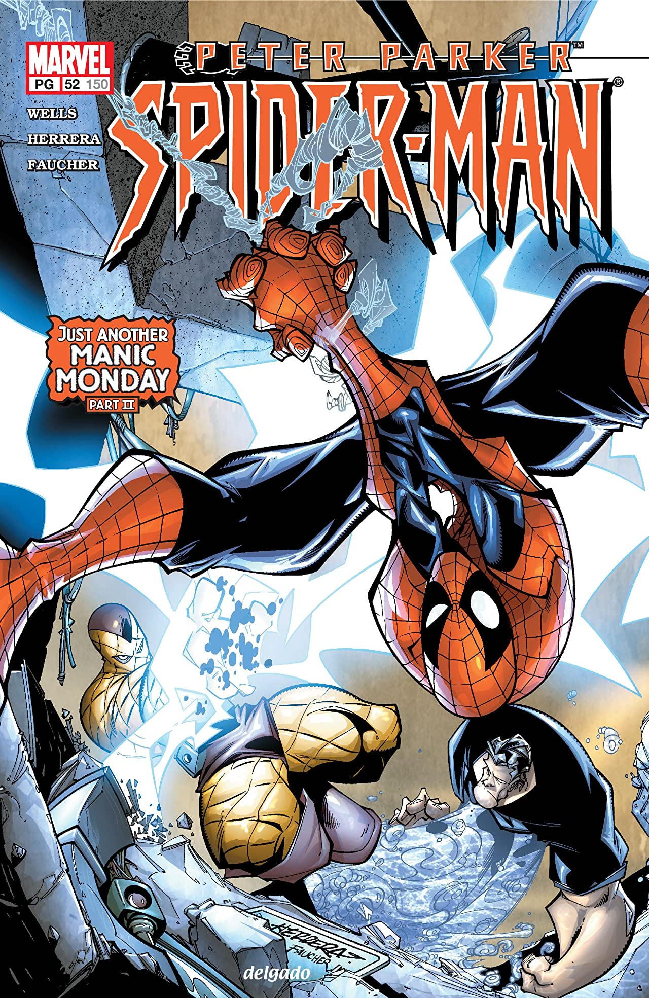 Peter Parker: Spider-Man (1999-2003) #52