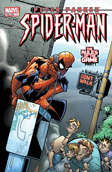 Peter Parker: Spider-Man (1999-2003) #53